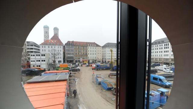 Verkehr in München Bauprojekte