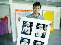 Marquartstein: NACHLASS des Künstlers FRITZ HARNEST