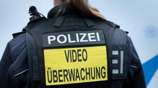 Bundespolizei testet Bodycams am Münchner Hauptbahnhof, 2016