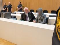 Prozess um Schüsse auf Polizei und Passanten