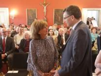 Charlotte Knobloch spricht über offenen Hass und Antisemitismus in Deutschland