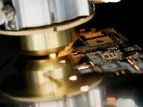Laser-Maschinenbauer LPKF