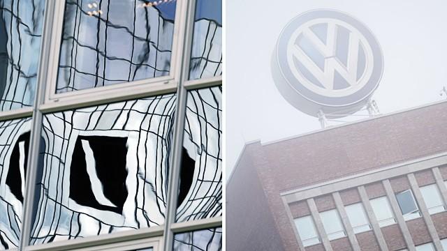 Automobilindustrie Deutsche Bank und VW