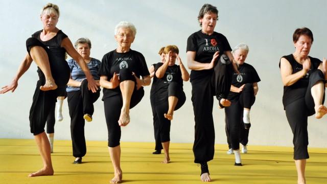 Älteste aktive Turnerin der Welt wird 87 Jahre
