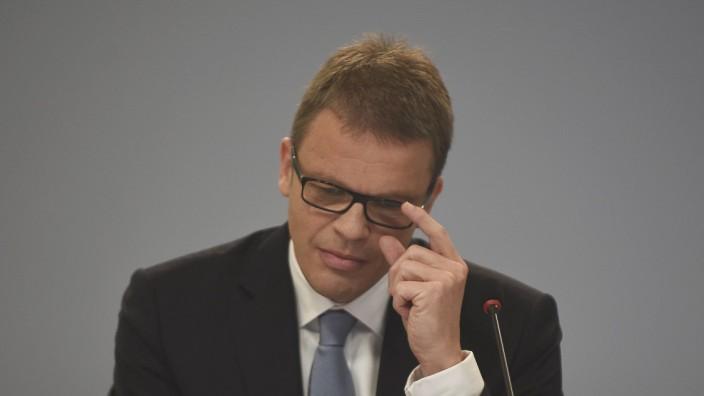 Deutschland Frankfurt 09 04 2018 Christian Sewing neuer Vorstandsvorsitzender der Deutsche Bank A