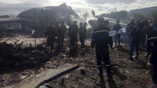 Unglück und Unfall Algerien