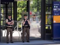 Prozess um Schüsse am S-Bahnhof Unterföhring