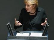 Merkel; Getty