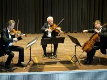 Emmering: 3. Bürgerhaus-Konzert / Deutsches Streichtrio
