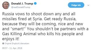 Trump - Tweet