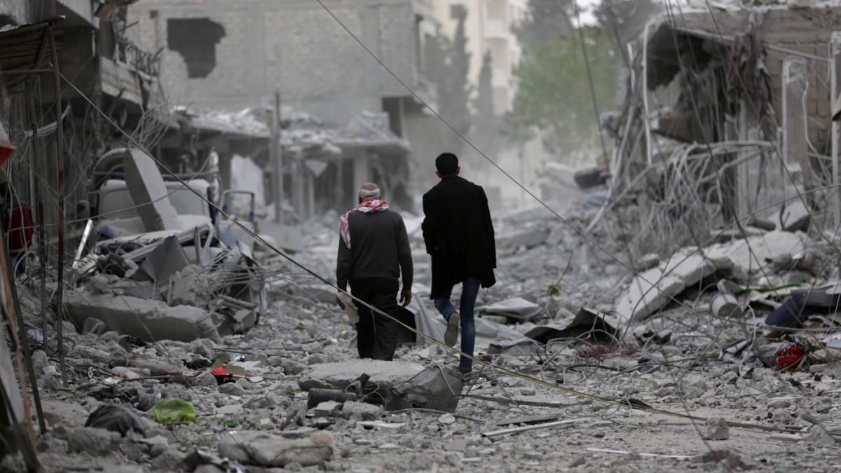 Der syrische Bürgerkrieg im Überblick