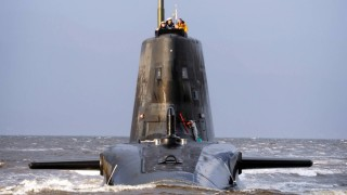 British Prime Minister ordered British Royal Navy submarines within range of Syria, Faslane, United Kingdom - 20 Nov 2009