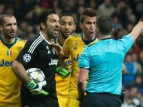 Real Madrid - Juventus Turin