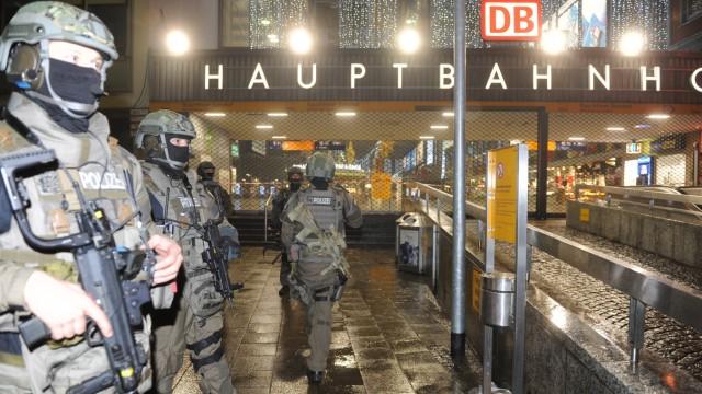 Geplanter Großeinsatz in München am Hauptbahnhof: 1000 Polizisten proben am Mittwoch den Ernstfall