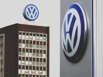 Führungsumbau bei VW