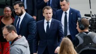 Emmanuel Macron Macron