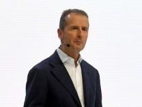 Jahrespressegespräch 2017 zur Marke Volkswagen PKW
