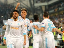 Olympique Marseille - RB Leipzig