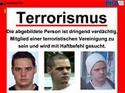 Terror-Bekämpfung, Anders als bei der RAF, Getty