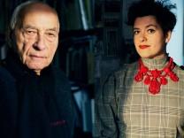 Eugen und Nora Gomringer