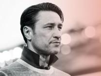 Niko Kovac am Spielfeldrand