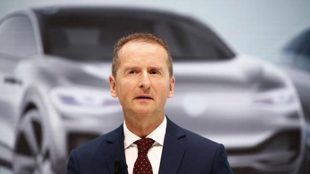 Automobilindustrie Volkswagen