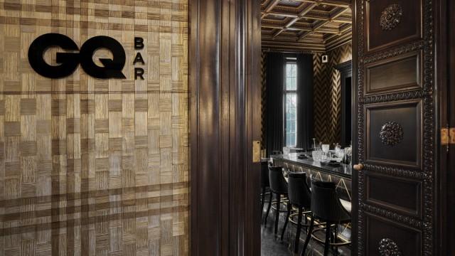 GQ Bar eröffnet im Herbst 2017 Im Patrick Hellmann Schlosshotel in Berlin Grunewald
