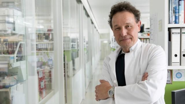 Alzheimer-Forscher Christian Haass, Deutsches Zentrum für Neurodegenerative Erkrankungen, Feodor-Lynen Straße 17