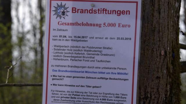 Süddeutsche Zeitung Landkreis München Waldbrand-Serie