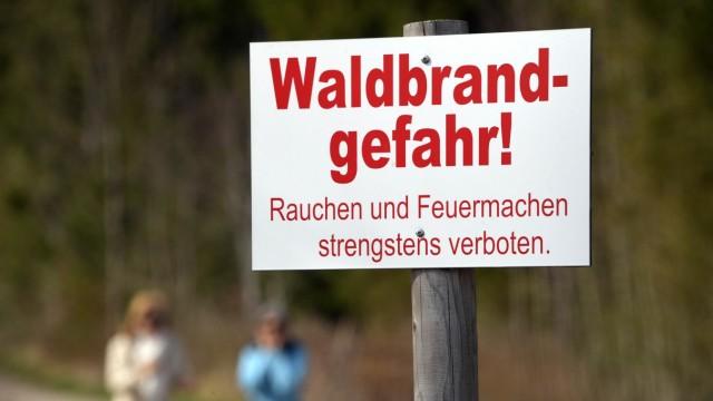 Politik in Bayern Trockenheit