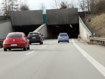 Tunnelausbau in Etterschlag und Eching