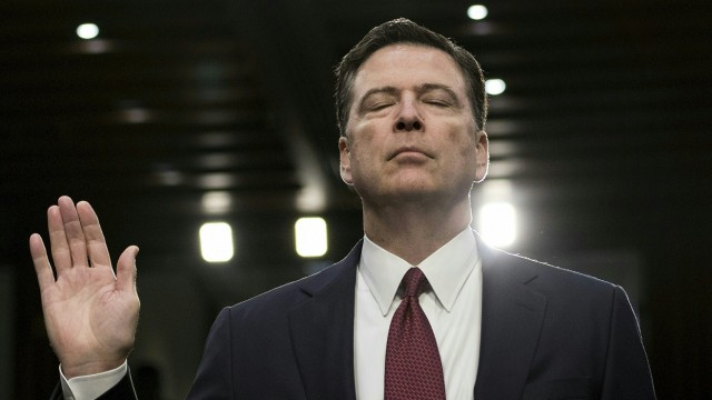 Ex-FBI director Comey to testify in Russia probe on June 8
