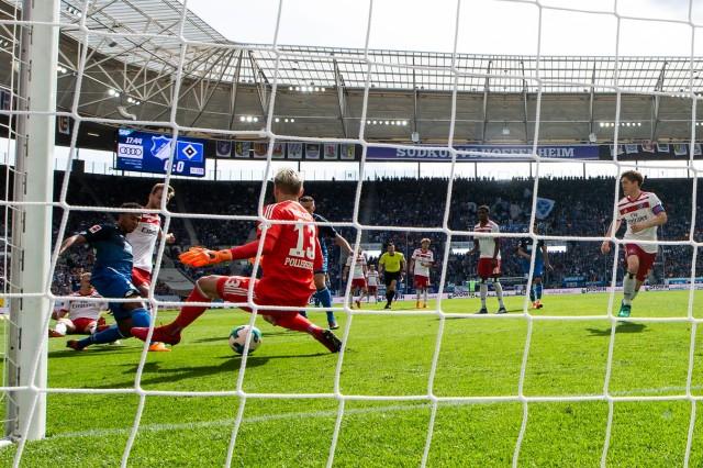 TSG 1899 Hoffenheim v Hamburger SV- Bundesliga