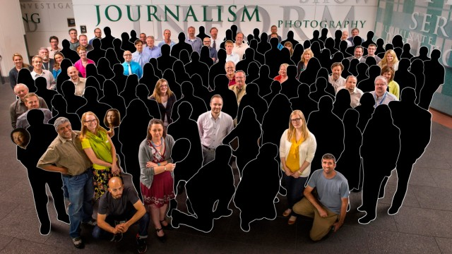 Journalismus US-Zeitungsmarkt