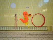 Schulschwimmen in München, 2016