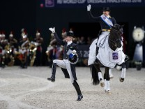 Paris FEI World Cup Finals 2018 WERTH Isabell GER Weihegold OLD VON BREDOW WERNDL Jessica GER