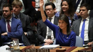 Security Council Holds Emergency Meeting After U.S. Airstrikes In Syria