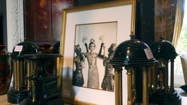 Ausstellung Ritz