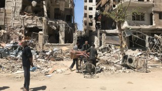 Syrien-Konflikt