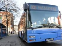 Der Expressbus X30 in München - im Landkreis München sollen Pläne für der Expressbus konkretisiert werden.