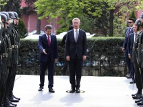 Nato-Generalsekretär in Ankara