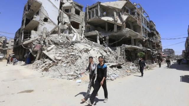 EU Syrien
