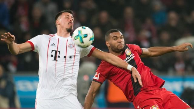 Bayer 04 Leverkusen - Bayern München