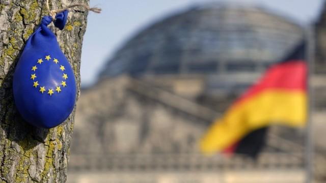 Bundesregierung EU-Haushalt