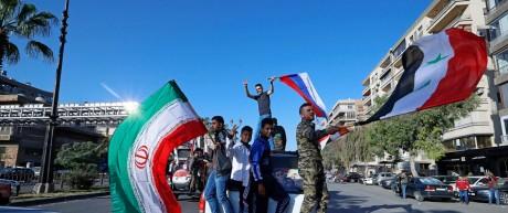 Politik Israel Syrien