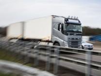 DGB berät osteuropäische Lkw-Fahrer