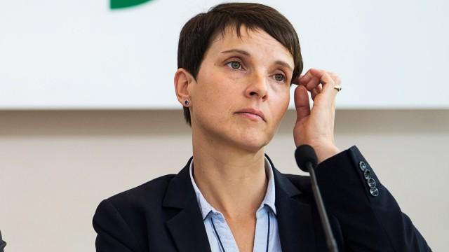 Frauke Petry MDR Twitter Dienstag direkt