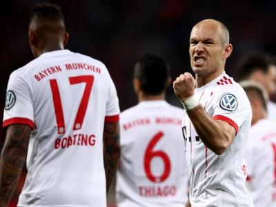 DFB-Pokal: Der FC Bayern rauscht unaufhaltsam ins Finale