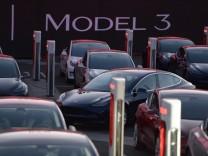 Tesla Gewinn Model 3