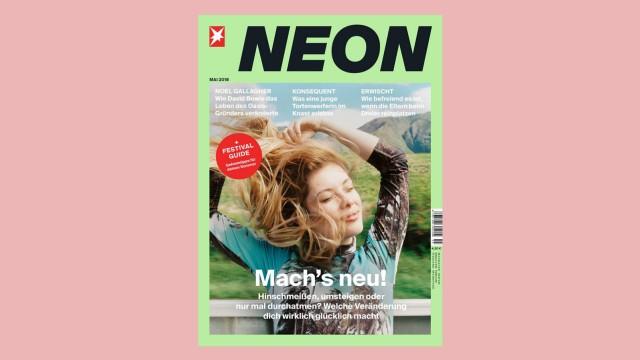 Gruner Und Jahr Zeitschriften gruner und jahr stellt printmagazin neon ein medien süddeutsche de